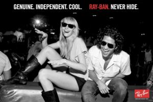 Ray Ban Advertising